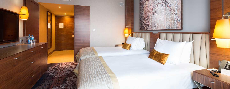 DoubleTree by Hilton Krakow Hotel & Convention Center, Polen– Zweibettzimmer