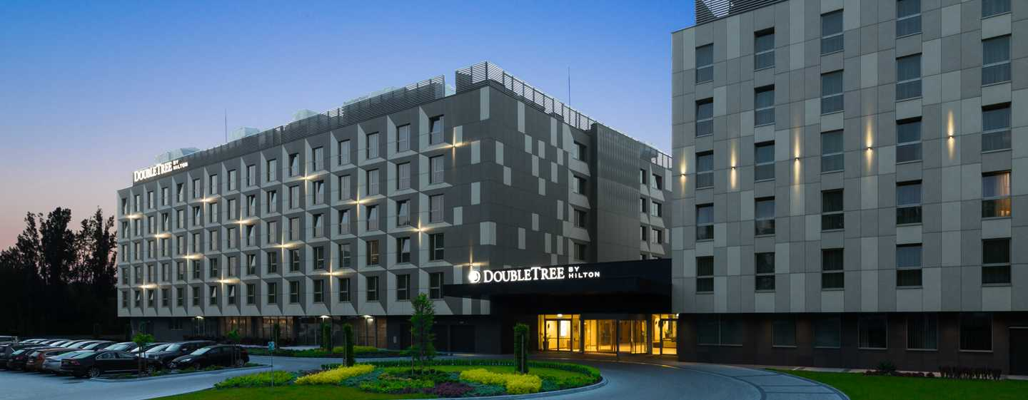 DoubleTree by Hilton Krakow Hotel & Convention Center, Polen – Außenansicht des Hotels