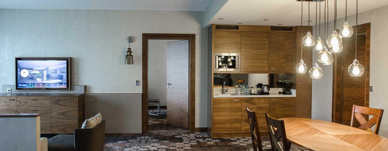 DoubleTree by Hilton Krakow Hotel & Convention Center, Polen– Präsidenten Suite mit Zugang zur Lounge