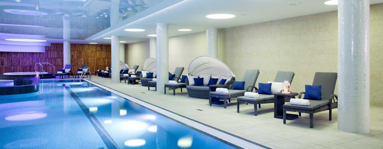 DoubleTree by Hilton Krakow Hotel & Convention Center, Polen– Swimmingpool