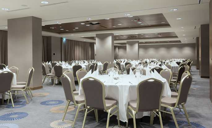 DoubleTree by Hilton Krakow Hotel & Convention Center, Polen – Meetingraum Warszawa