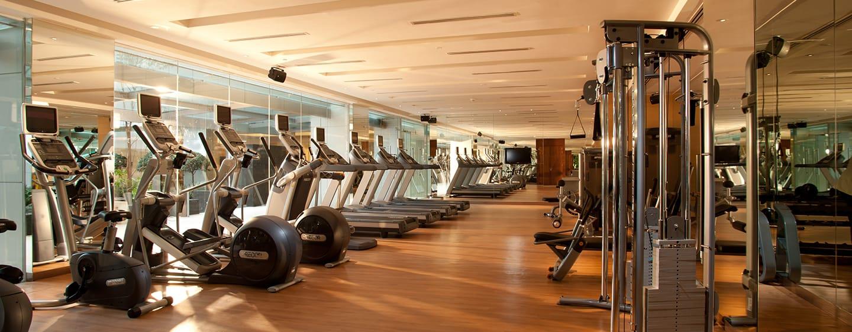 DoubleTree by Hilton Kuala Hotel, Malaysia – Fitnessraum