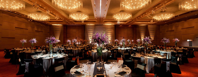 DoubleTree by Hilton Kuala Hotel, Malaysia – Grand Ballroom