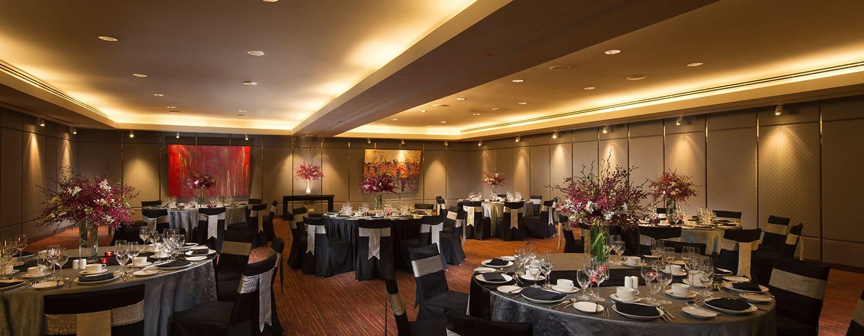 DoubleTree by Hilton Kuala Hotel, Malaysia – Ballsaal