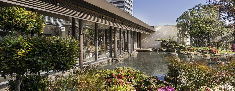 DoubleTree by Hilton Hotel Los Angeles Downtown, Vereinigte Staaten - Kyoto-Gärten