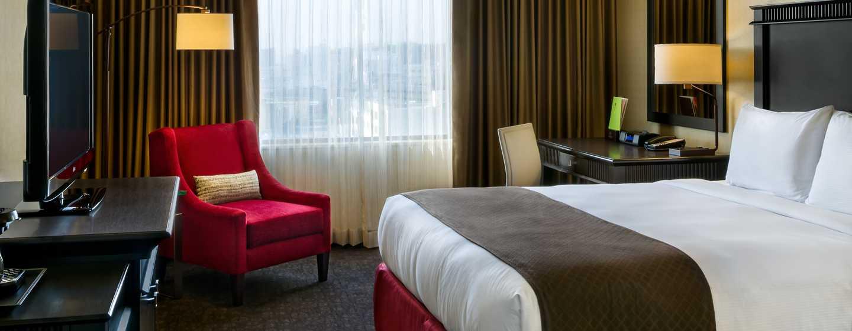 DoubleTree by Hilton Hotel Los Angeles Downtown, Vereinigte Staaten - Standard Zimmer mit King-Size-Bett
