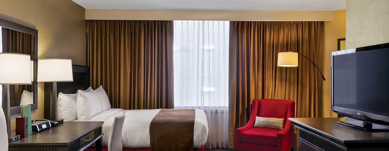 DoubleTree by Hilton Hotel Los Angeles Downtown, Vereinigte Staaten - Ocean Suite mit 2 Queen-Size-Betten