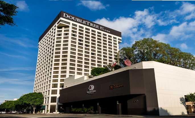 DoubleTree by Hilton Hotel Los Angeles Downtown, Vereinigte Staaten - Hotel Exterior