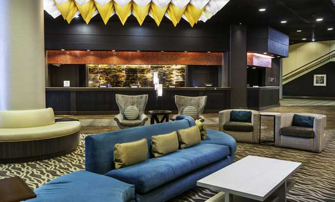 DoubleTree by Hilton Hotel Los Angeles Downtown, Vereinigte Staaten - Lobby