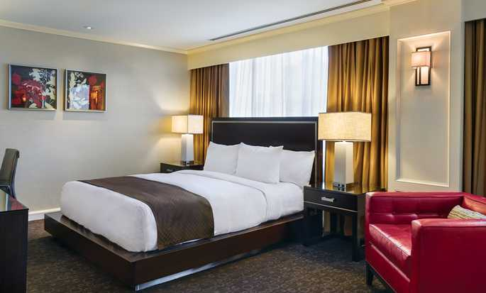 DoubleTree by Hilton Hotel Los Angeles Downtown, Vereinigte Staaten - Zimmer