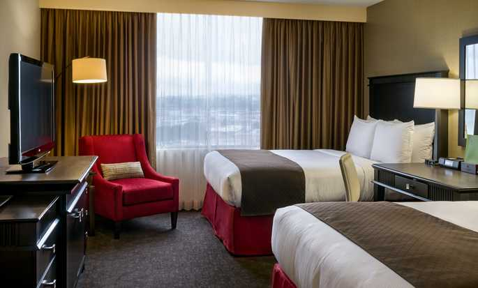 DoubleTree by Hilton Hotel Los Angeles Downtown, Vereinigte Staaten - doppelzimmer