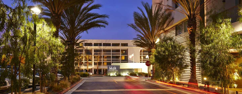 Hotel MdR Marina del Rey - a DoubleTree by Hilton, Kalifornien, Vereinigte Staaten - Außenansicht des Hotels