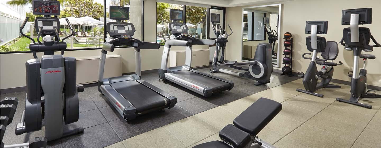 Hotel MdR Marina del Rey - a DoubleTree by Hilton, Kalifornien, Vereinigte Staaten - Fitness Center