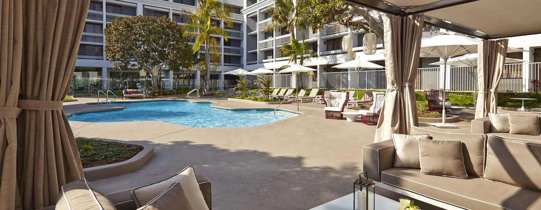 Hotel MdR Marina del Rey - a DoubleTree by Hilton, Kalifornien, Vereinigte Staaten - Außenpool