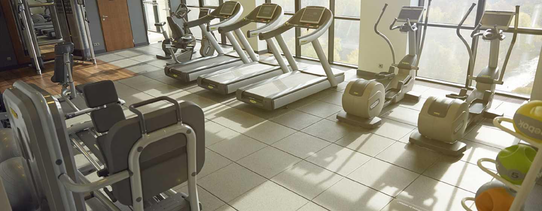 DoubleTree by Hilton Hotel Lodz, Polen– Fitness Center