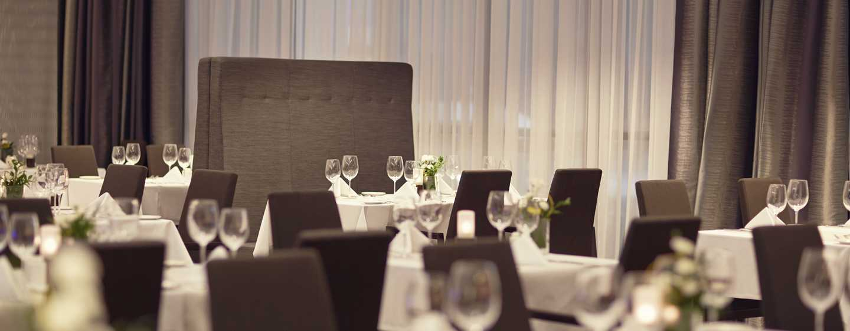 DoubleTree by Hilton Hotel Lodz, Polen– Restaurant