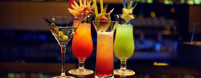 DoubleTree by Hilton Hotel Lodz, Polen– Cocktails in der Golden Bar
