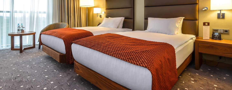 DoubleTree by Hilton Hotel Lodz, Polen– Zweibettzimmer