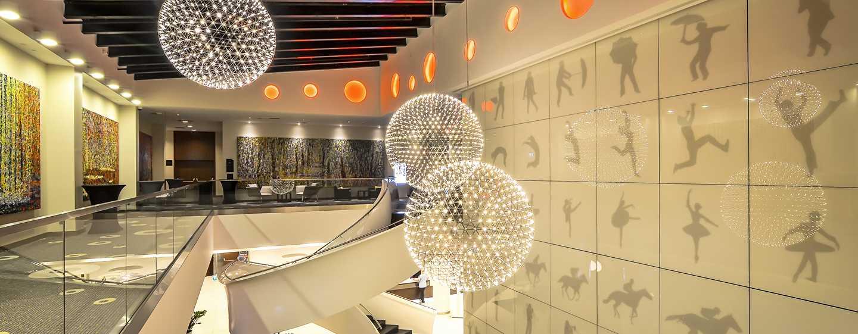 DoubleTree by Hilton Hotel Lodz, Polen– Lobby