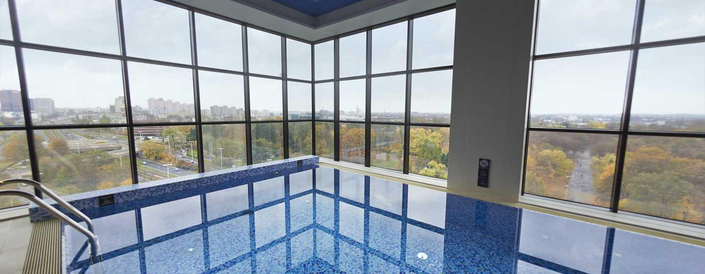 DoubleTree by Hilton Hotel Lodz, Polen– Swimmingpool