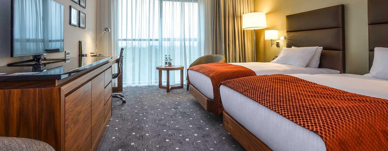 DoubleTree by Hilton Hotel Lodz, Polen– Doppelzimmer