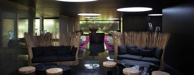 DoubleTree by Hilton Hotel Lisbon– Fontana Park, Portugal– Fontana Bar und Lounge
