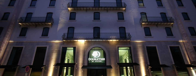 DoubleTree by Hilton Hotel Lisbon– Fontana Park, Portugal– Außenbereich