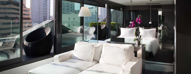 DoubleTree by Hilton Hotel Lisbon– Fontana Park, Portugal– Junior Suite