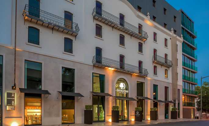 DoubleTree by Hilton Hotel Lisbon – Fontana Park, Portugal – Vordereingang
