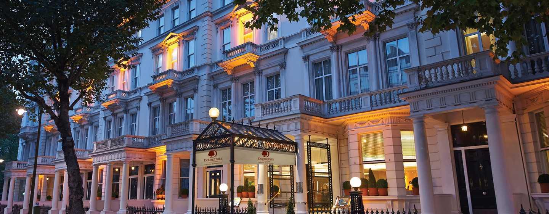 DoubleTree by Hilton London – Kensington Hotel, Großbritannien – Eingang