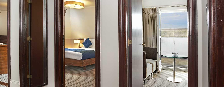 DoubleTree by Hilton Hotel London - Docklands Riverside, Großbritannien -Familienzimmer mit zwei Schlafzimmern