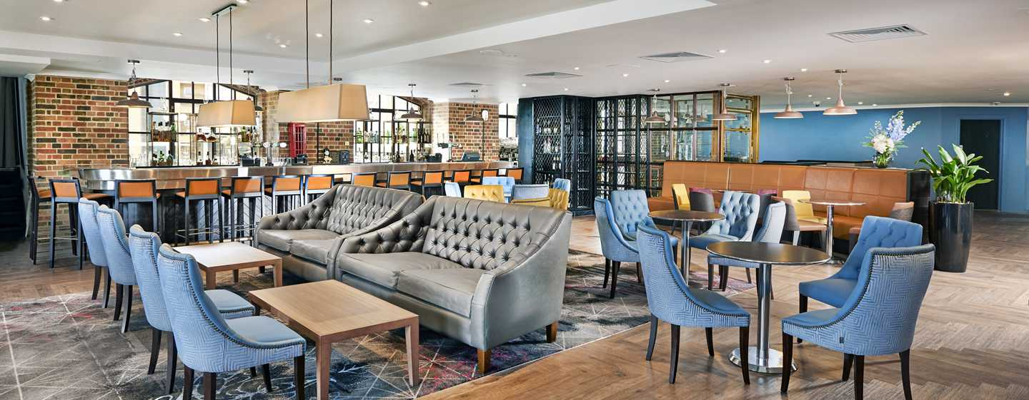DoubleTree by Hilton Hotel London - Docklands Riverside, Großbritannien -Columbia Bar