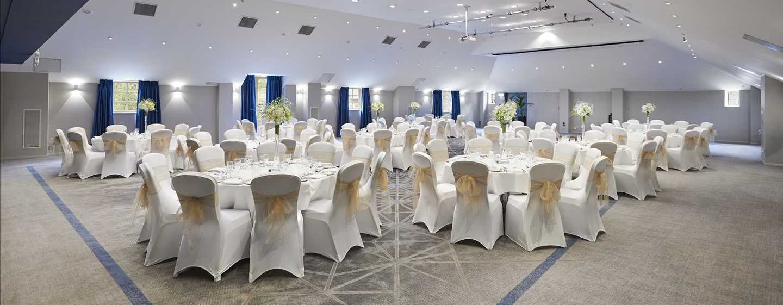 DoubleTree by Hilton Hotel London - Docklands Riverside, Großbritannien -Ideal für Veranstaltungen