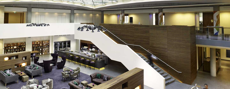 DoubleTree by Hilton Hotel London – Tower of London, Großbritannien – Atrium