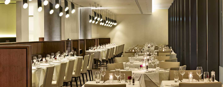 "DoubleTree by Hilton Hotel London – Tower of London, Großbritannien – Restaurant ""City Café"""