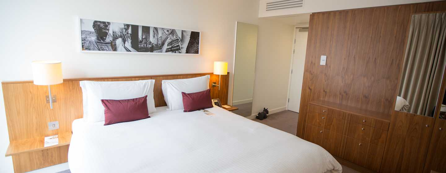 DoubleTree by Hilton Hotel London – Tower of London, Großbritannien – Executive Zimmer mit King-Size-Bett