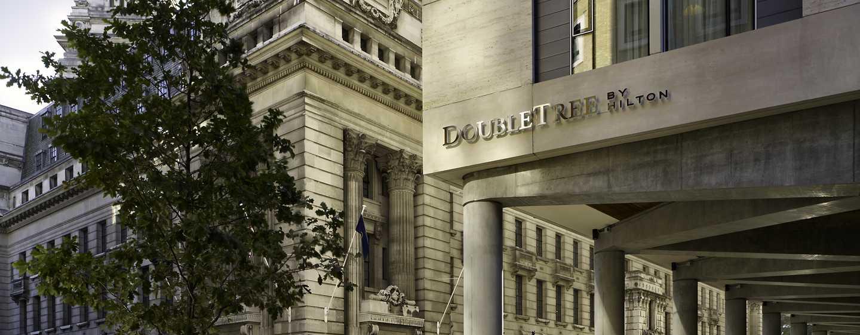 DoubleTree by Hilton Hotel London– Tower of London, Großbritannien– Außenbereich des Hotels