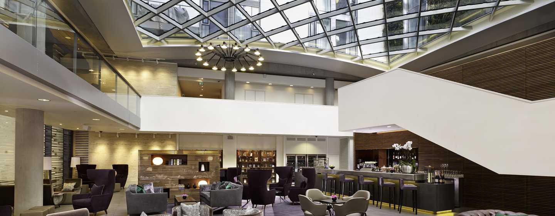 DoubleTree by Hilton Hotel London – Tower of London, Großbritannien – Lobby-Bar