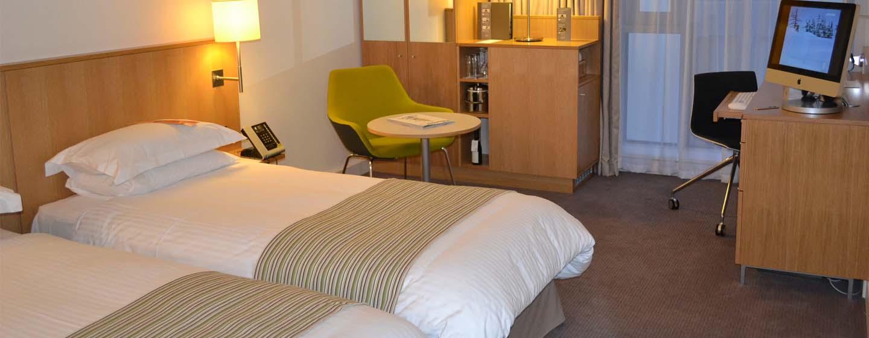 DoubleTree by Hilton Hotel London – Tower of London, Großbritannien– Zweibettzimmer