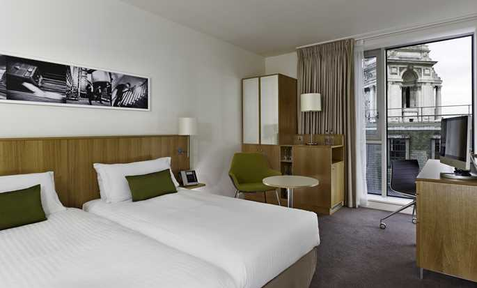 DoubleTree by Hilton Hotel London – Tower of London, Großbritannien – Doppelzimmer