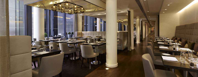 DoubleTree by Hilton Hotel London – Westminster, Großbritannien – Restaurant