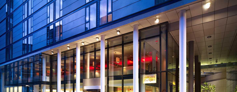 DoubleTree by Hilton Hotel London – Westminster, Großbritannien – Außenansicht des Hotels