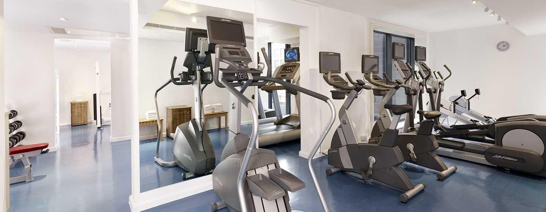 DoubleTree by Hilton Hotel London – Westminster, Großbritannien – Fitnessraum