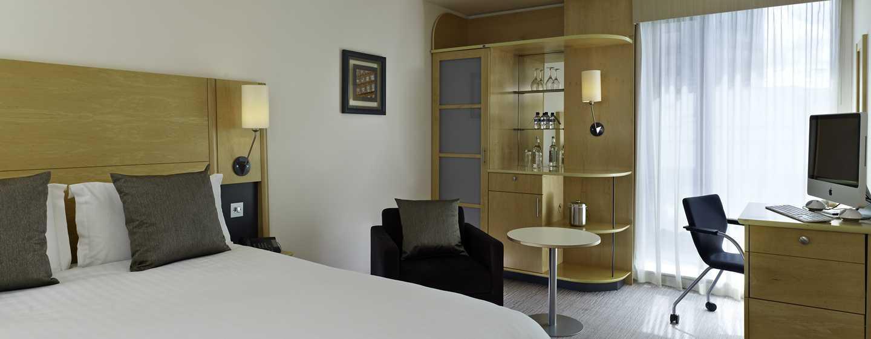 DoubleTree by Hilton Hotel London – Westminster, Großbritannien – Executive Zimmer mit King-Size-Bett