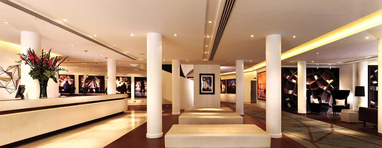 DoubleTree by Hilton Hotel London – Westminster, Großbritannien – Lobby