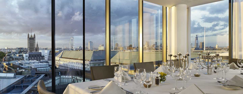 DoubleTree by Hilton Hotel London – Westminster, Großbritannien – SkyLounge