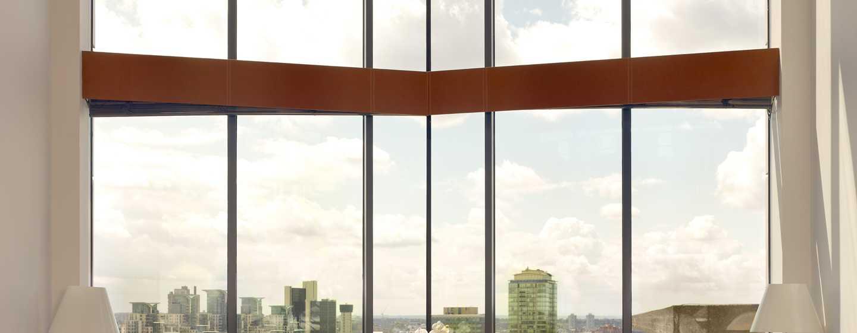 DoubleTree by Hilton Hotel London – Westminster, Großbritannien – Ausblick