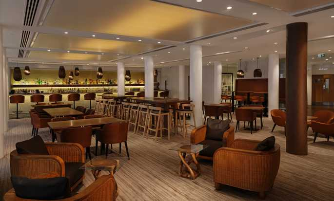 DoubleTree by Hilton Hotel London – Westminster, Großbritannien – Bar