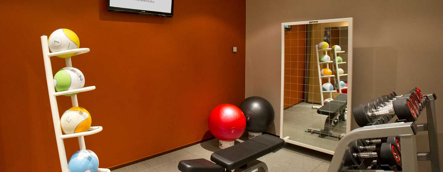 DoubleTree by Hilton Luxembourg, Luxemburg– Fitnesscenter