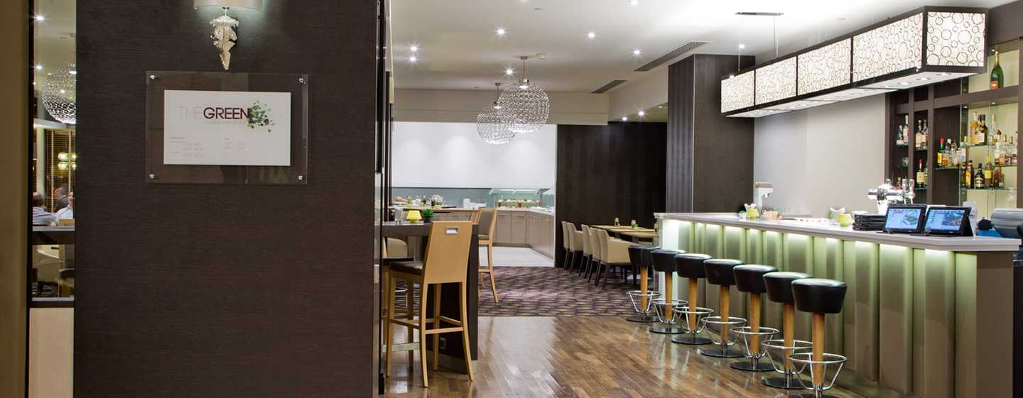 DoubleTree by Hilton Luxembourg, Luxemburg – The Green Restaurant and Bar